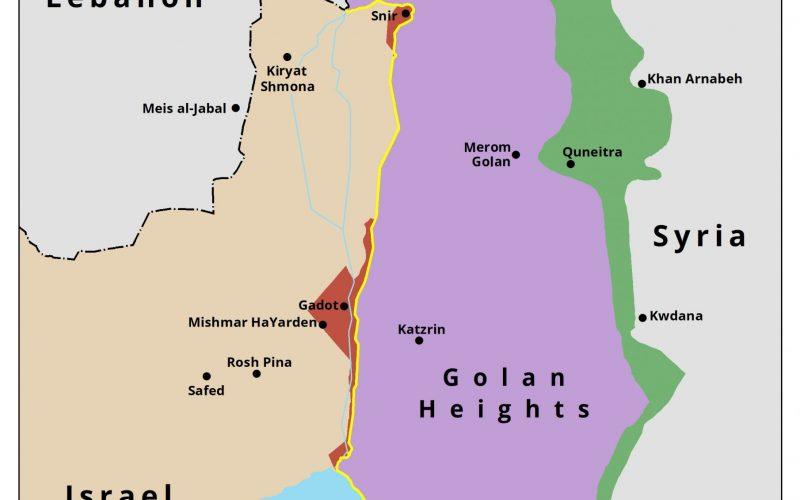Israel-Syria 1923-2020